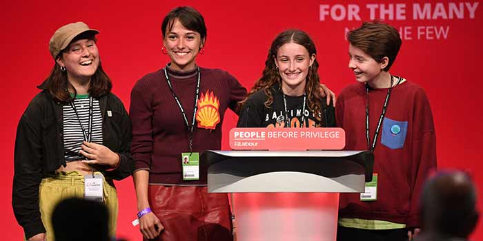 Join Labour Students