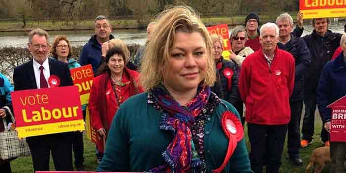 Rebecca Jenkins, Labour Candidate for Redditch